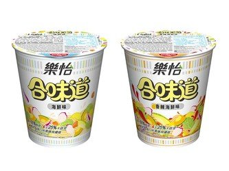 Launch of Cup Noodles Light