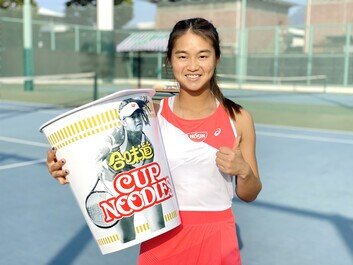 Nissin Foods announces sponsorship for tennis junior ace Cody Wong 
