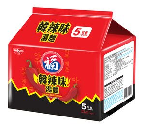 Fuku Korean Hot Flavour Noodles