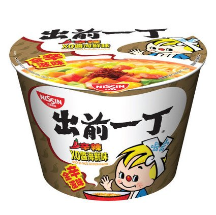 Demae Iccho Bowl Spicy XO Sauce Seafood Flavour
