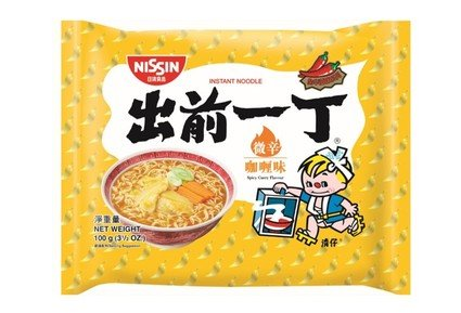 Demae Iccho Spicy Series Spicy Curry Flavour