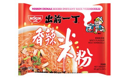 Demae Iccho Instant Rice Vermicelli Spicy Flavour