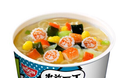 Demae Iccho Cup Seafood Flavour