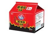 Korean Hot Flavour (5-pack)